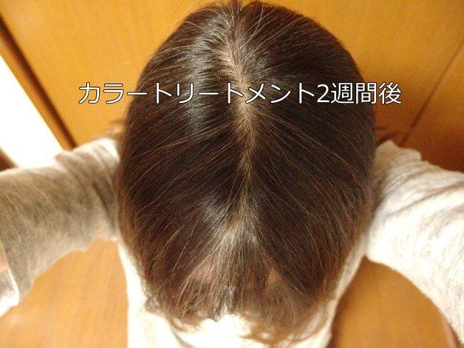 ラサーナ白髪染めヘアカラートリートメント 口コミ