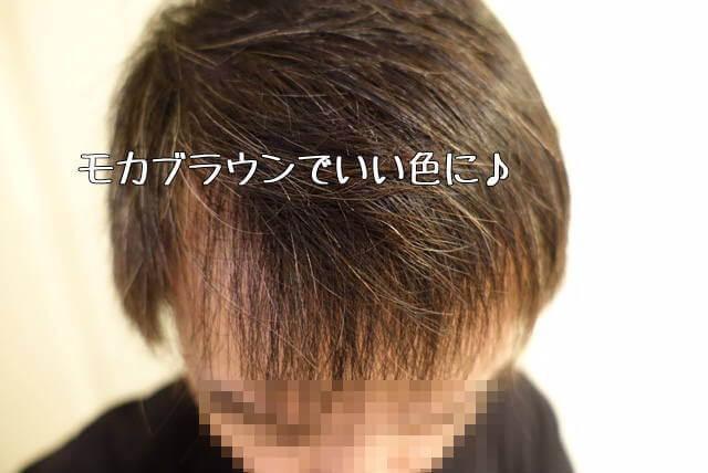 メンズ白髪染め ルプルプ